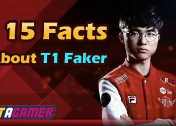 15 Interesting Facts about T1 Faker 4
