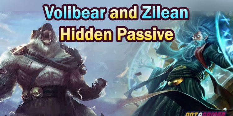 New Volibear and Zilean Hidden Passive? 1