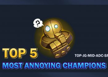 League of Legends: TOP 5 Most Annoying Champions in Each Role. Patch 10.1 10