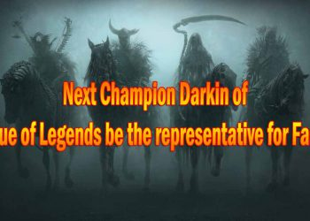 League of Legends: The 4th Darkin will be female, most likely the Mid-Road assassin? 3