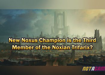 League of Legends: New Noxian Champion is the Third Member of the Noxian Trifarix? 6