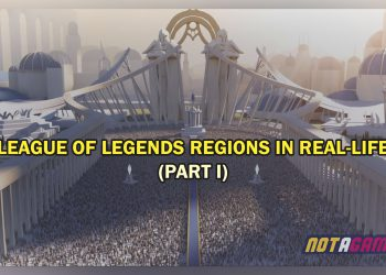 TOP 5 famous League of Legends locations that do exist in real life (Part 1) 3