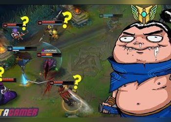 League of Legends: The members of FPX have chosen a recall effect for Skin, Doinb will choose Yasuo 2