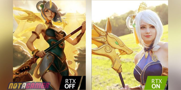 League of Legends Cosplay: Shizuki, A 19-Year-old Cosplayer from Germany 1