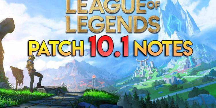 League of Legends: Patch 10.1 Notes, Buff Azir, Buff Corki, Remake Sylas and more… 1