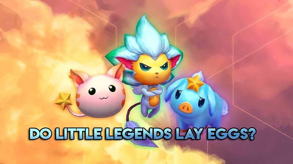"""League of Legends: Do Little Legends lay eggs? - """"Place your wallet upon the platform to see true greatness."""" 1"""