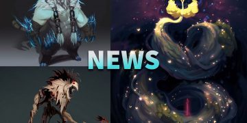 League of Legends: Officially revealing a rework of Fiddlesticks, give Volibear skin and revealing a new champion 9