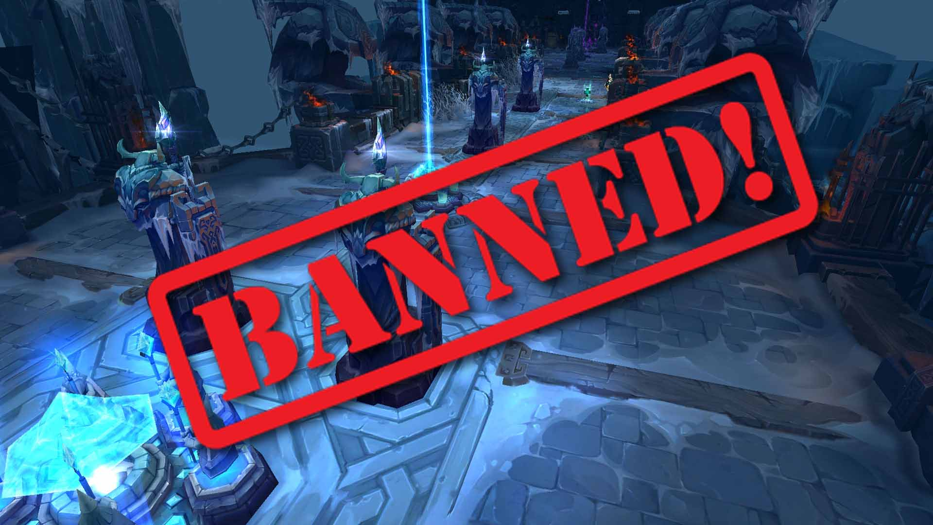 League Of Legends Ban Champions Aram Useful Idea Abandoned By Riot Or Unnecessary Feature Not A Gamer Items, runes, skill order, and summoner spells. league of legends ban champions aram