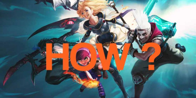 League of Legends: How did Riot Games entice we playing LoL? This is how Riot Games representatives have just shared 1