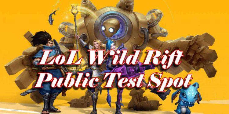 League of Legends Wild Rift Public Test Spot on CCXP19 1