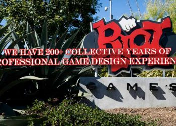 Riot Games: We have 200+ collective years of professional game design experience 1