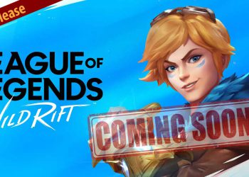 Riot Games: Riot Games officially announces the launch time of LoL Wild Rift and many new Games 1