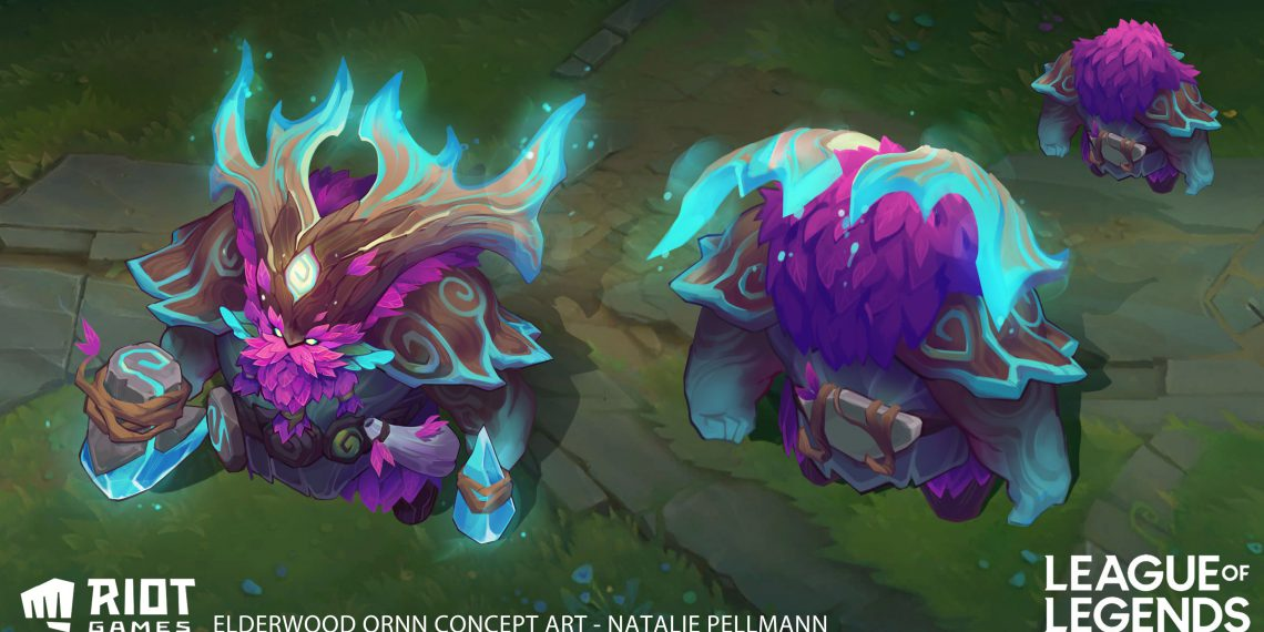 League of Legends 2020 Will Have 120 Skins, Including Skins for Forgotten Champions 1