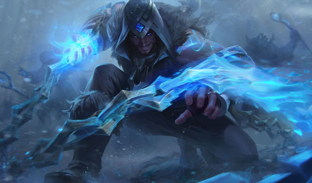 League of Legends: Patch 10.1 Notes, Buff Azir, Buff Corki, Remake Sylas and more… 38