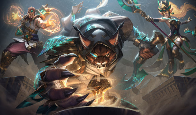 League of Legends: Patch 10.1 Notes, Buff Azir, Buff Corki, Remake Sylas and more… 41