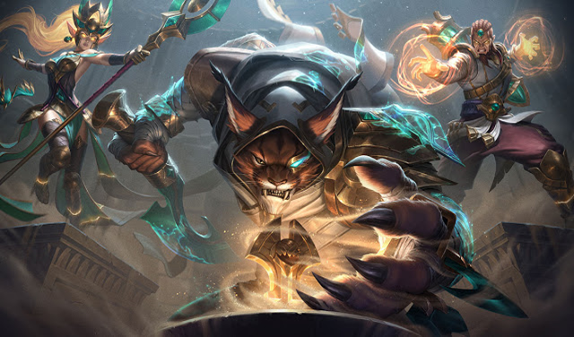 League of Legends: Patch 10.1 Notes, Buff Azir, Buff Corki, Remake Sylas and more… 45