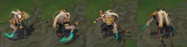 League of Legends: Patch 10.1 Notes, Buff Azir, Buff Corki, Remake Sylas and more… 48