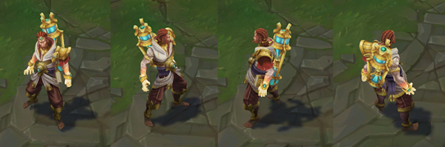 League of Legends: Patch 10.1 Notes, Buff Azir, Buff Corki, Remake Sylas and more… 49