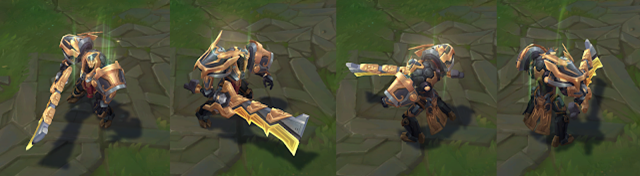League of Legends: Patch 10.1 Notes, Buff Azir, Buff Corki, Remake Sylas and more… 56