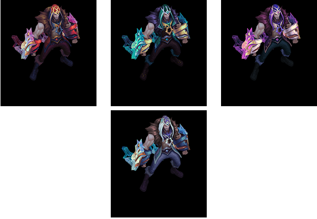 League of Legends: Patch 10.1 Notes, Buff Azir, Buff Corki, Remake Sylas and more… 67