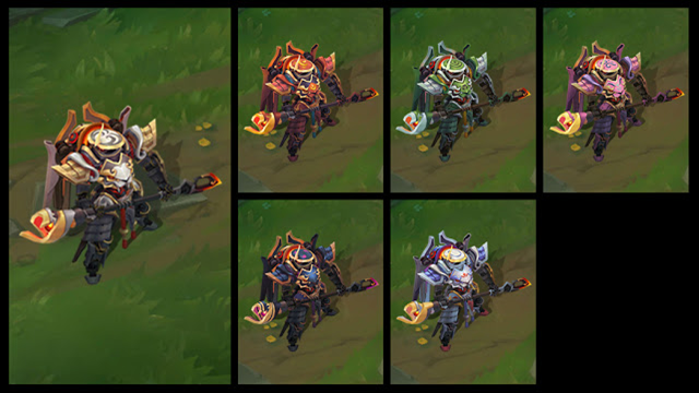 League of Legends: Patch 10.1 Notes, Buff Azir, Buff Corki, Remake Sylas and more… 79