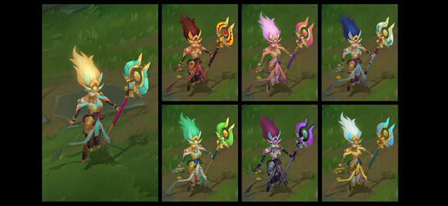 League of Legends: Patch 10.1 Notes, Buff Azir, Buff Corki, Remake Sylas and more… 81