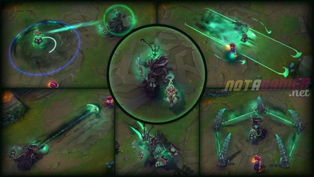 League of Legends: Patch 10.1 Notes, Buff Azir, Buff Corki, Remake Sylas and more… 109