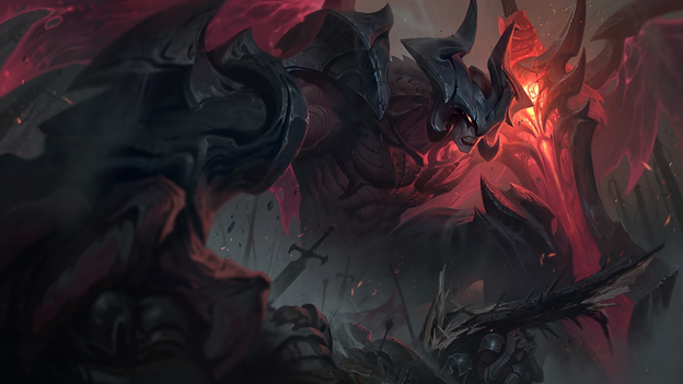 League of Legends: It turns out Riot Games had intended to nerf Aatrox right from the rework 2