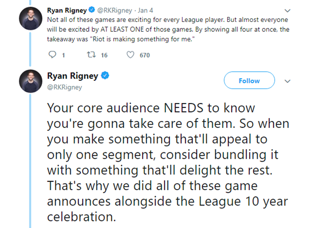 League of Legends: How did Riot Games entice we playing LoL? This is how Riot Games representatives have just shared 3