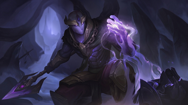 League of Legends: Leak New Champion Par'Xzi - There are 24 different types of transformations 1