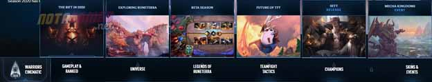 League of Legends: Time of Sett Release, Mecha Kingdoms event, Exploring Runeterra, Beta Season for Legends of Runeterra and Future of Teamfight Tactics 3