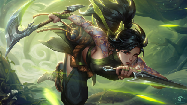 League of Legends: Why are there so many nerfs to Akali? 2