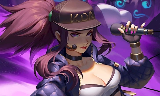 League of Legends: Why are there so many nerfs to Akali? 3