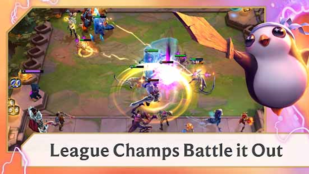League of Legends: Riot Games officially revealed the launch time of TFT Mobile as well as many new changes 1