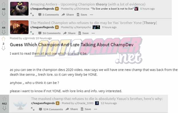 League of Legends: Conspiracy theories - will the next champion be Yone, Yasuo brother? 4