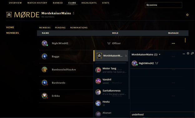 League of Legends: Currently, the League of Legends client has nearly 60 different bugs 13