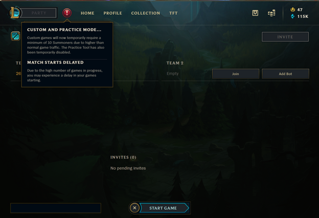 League of Legends: Currently, the League of Legends client has nearly 60 different bugs 17