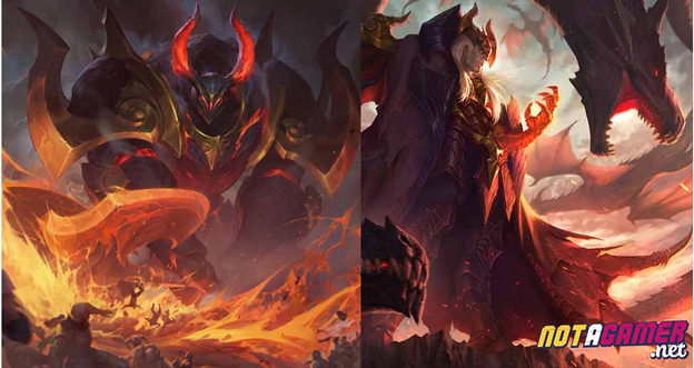 League of Legends: Destroy Bottom Lane with couple Mordekaiser and Swain 2