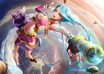 League of Legends: The Reason Behind Jinx's Flat Chest, Ekko Used to Have a Crush on Jinx and More Facts You Might Not Know about Her 1