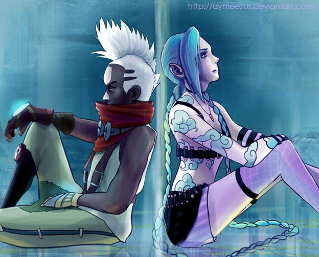 League of Legends: The Reason Behind Jinx's Flat Chest, Ekko Used to Have a Crush on Jinx and More Facts You Might Not Know about Her 5