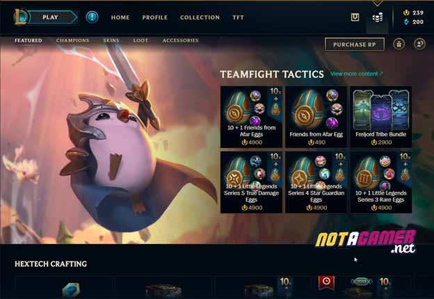 League of Legends: New Shop UI ?! - The first signs that Riot Games will remake League of Legends Client ? 6