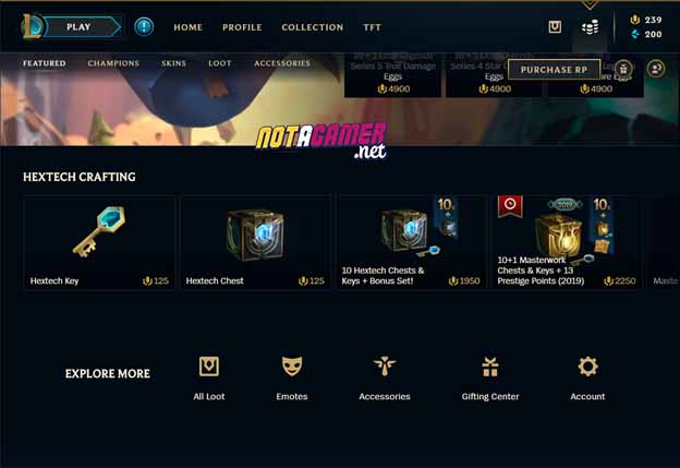 League of Legends: New Shop UI ?! - The first signs that Riot Games will remake League of Legends Client ? 7