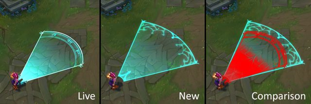 League of Legends: VFX Updates for Annie and Nautilus 3