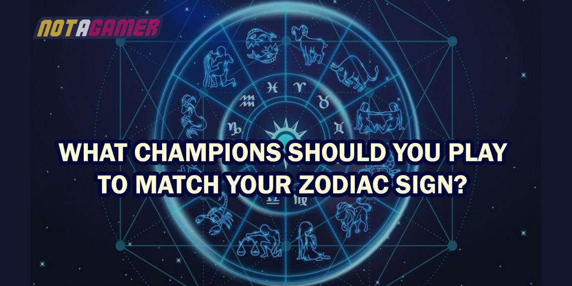 League of Legends: What Champions Should You Play to Match Your Zodiac Sign? 1
