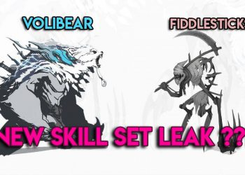 Leak: Fiddlesticks and Volibear's new skill set leaked outside 2