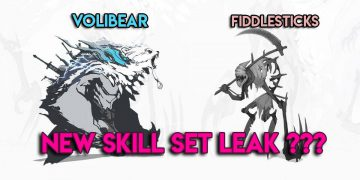 Leak: Fiddlesticks and Volibear's new skill set leaked outside 6