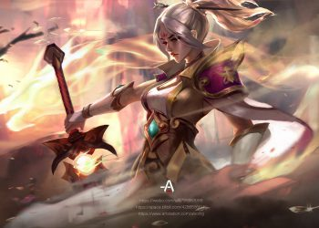 League of Legends: 5 Interesting Facts about Riven That You May Not Know 4