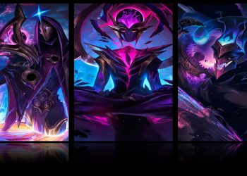 League of Legends: Riot Games must admire Fan's creative abilities with Ornn Blood Moon skin 1
