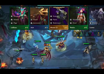 League of Legends: Riot Games officially revealed the launch time of TFT Mobile as well as many new changes 5
