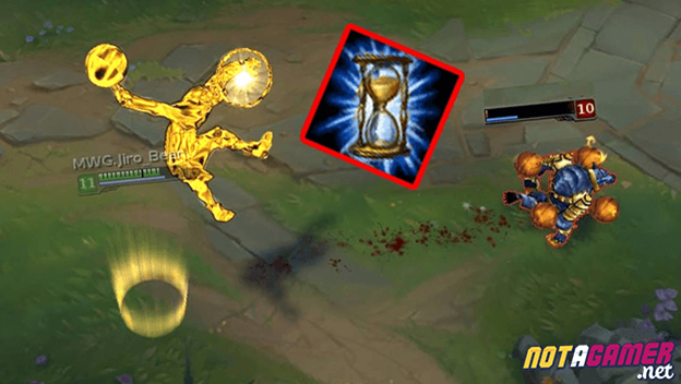 Should Zhonya's Hourglass be an exclusive item for ranged champions? 4